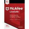 McAfee LiveSafe Unlimited (1 Year) [Download]