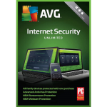 AVG Internet Security Unlimited (1 Year) [Download]