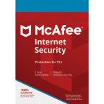 McAfee Internet Security (1 Year, 3 PC) [Download]