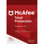 McAfee Total Protection (1 Year, 3 PC) [Download]