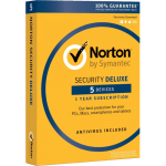 Norton Security Deluxe 5 Device