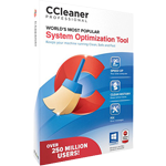 Piriform CCleaner Professional (1 Year, 1 PC) [Download]