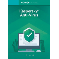 Kaspersky Anti-Virus (1 Year / 1 PC) [Download]
