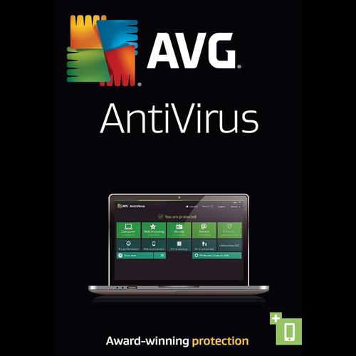 AVG AntiVirus (1 Year / 3 PC) [Download]
