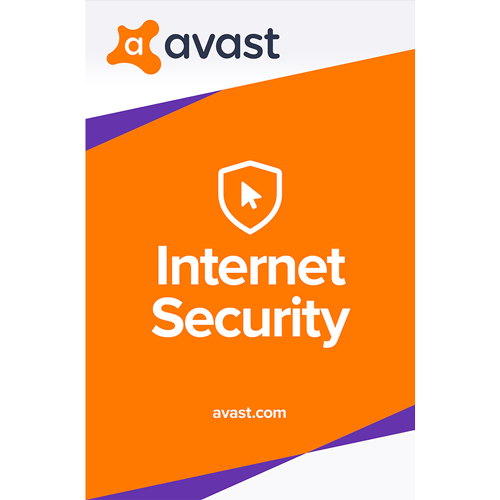 Avast Internet Security (1 Year / 1 PC) [Download]