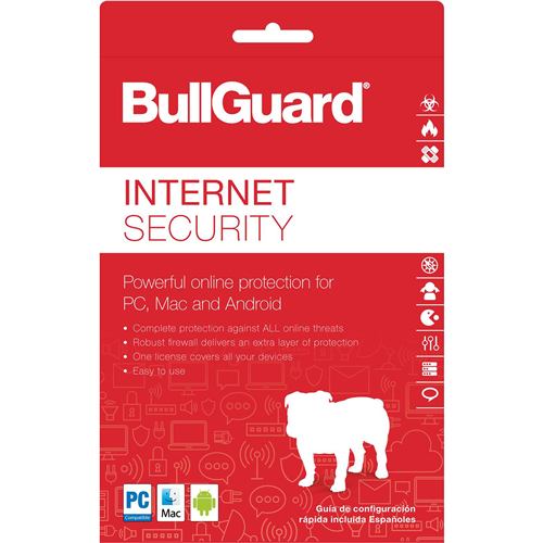 Bullguard Internet Security (1 Year / 3 PC) [Download]