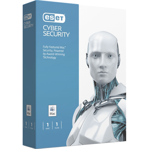ESET Cyber Security for Mac (1 Year, 1 Mac) [Download]