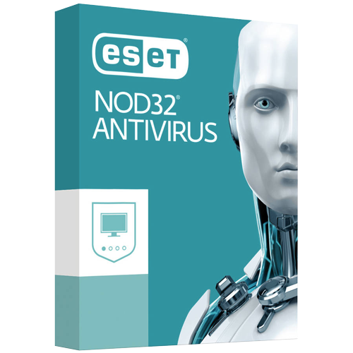 ESET NOD32 Antivirus (1 Year / 3 PC) [Download]
