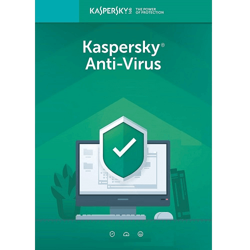 Kaspersky Anti-Virus (1 Year / 3 PC) [Download]